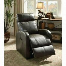 ACME Ricardo Recliner w/Power Lift - 59405 - Dark Gray PU
