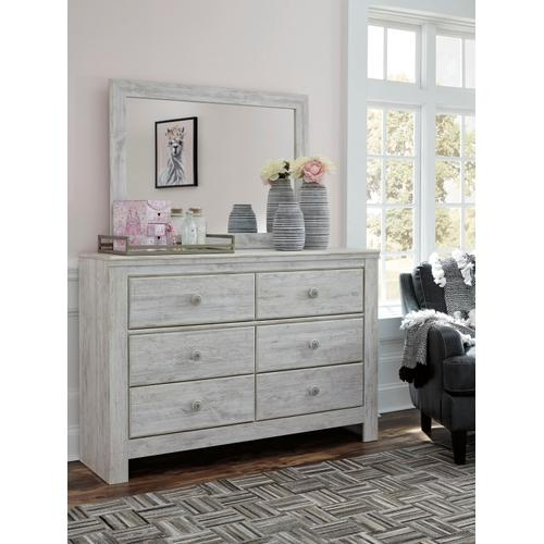 Paxberry Dresser Whitewash