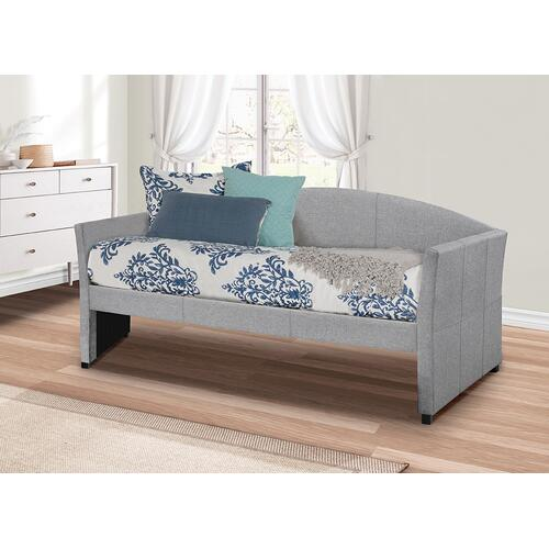 Westchester Daybed - Smoke Gray Fabric