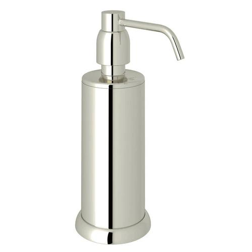 Holborn Free Standing Soap Dispenser - Polished Nickel