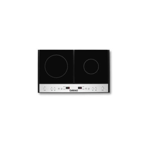 Cuisinart - Double Induction Cooktop