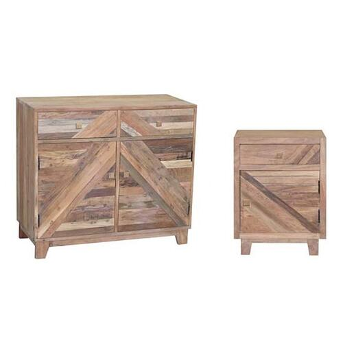 Progressive Furniture - Chest - Vintage Cinnamon Finish