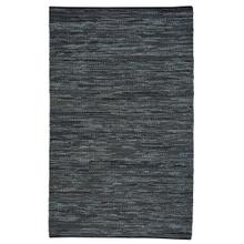 Lariat Dark Grey Flat Woven Rugs
