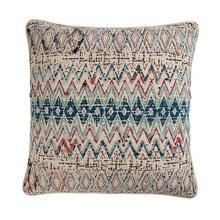 See Details - Ezra Pillow Cover Teal