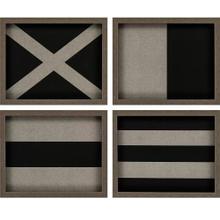 Nautical Flags II S/4