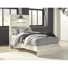 Cambeck - Whitewash Twin Bed