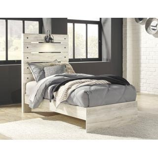 Cambeck Whitewash Twin Bed
