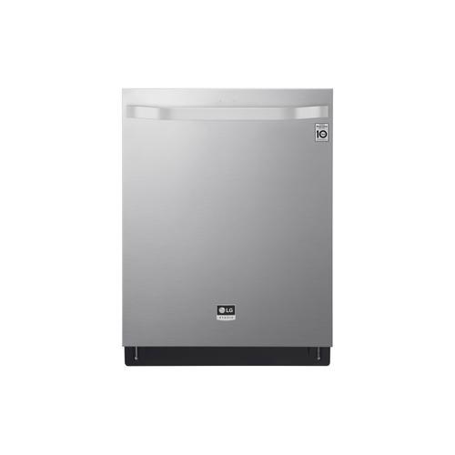 LG Studio Top Control Quadwash ® Steam Dishwasher