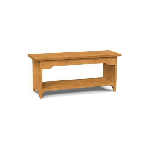 60'' Brookstone Bench