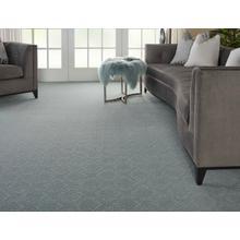 Classique Jardin Jadn Seafoam Broadloom Carpet