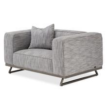 Tempo Chair & 1/2 - Graphite