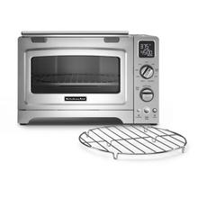 """Product Image - 12"""" Convection Digital Countertop Oven Stainless Steel"""