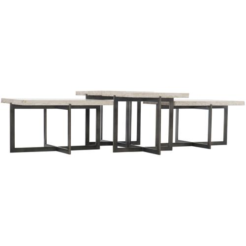 Gallery - Hathaway Metal Bunching Cocktail Table