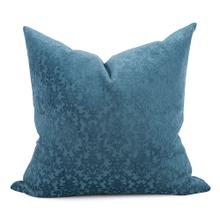 """Product Image - 20"""" x 20"""" Pillow Chelsey Indigo - Down Fill"""