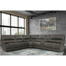 See Details - SHELBY - CABRERA HAZE Power Modular Sectional