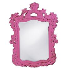 View Product - Turner Mirror - Glossy Hot Pink
