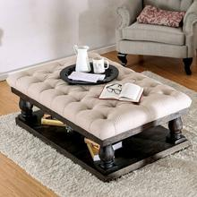 View Product - Keira Coffee Table W/ Cushion Top