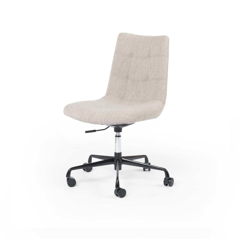 Camile Desk Chair-saville Flannel