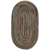 New Homestead Multi Braided Rugs