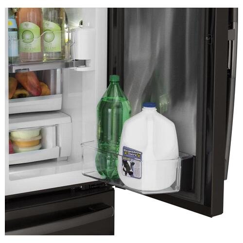 GE Profile™ Series 27.7 Cu. Ft. French-Door Refrigerator with Door In Door and Hands-Free AutoFill