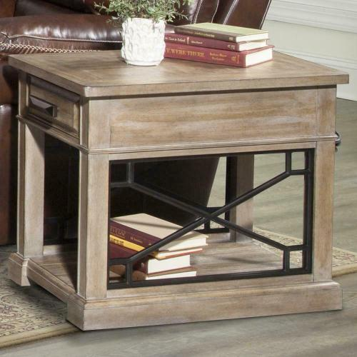 SUNDANCE - SANDSTONE Chairside Table