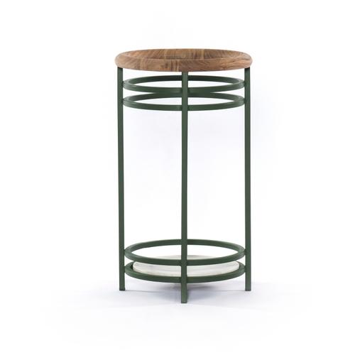 Dempsey Umbrella Stand-sage Green