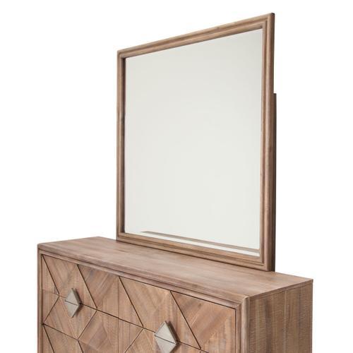 Amini - Storage Console-dresser W/mirror (2pc)