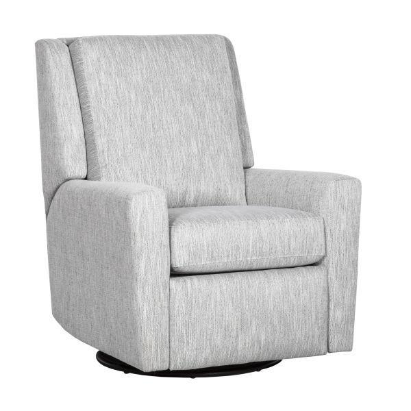 Reclination Modern Arm Power Back Swivel Glider Recliner