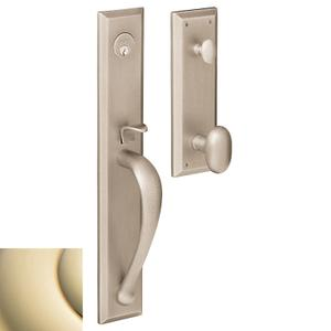 Lifetime Polished Brass Cody Full Handleset Product Image