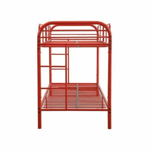 ACME Thomas Twin/Twin Bunk Bed - 02178RD - Red