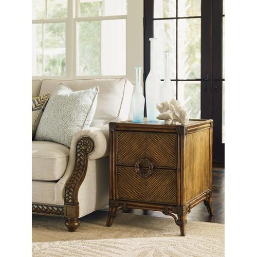 Bungalow Chairside Chest