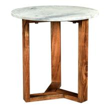 Jinxx Side Table Brown