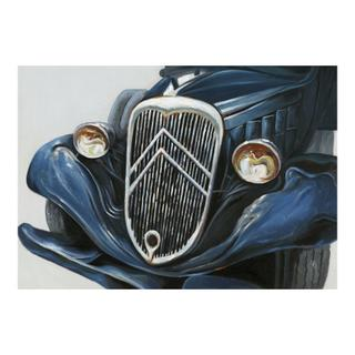 Classic Luxury Car Wall Decor