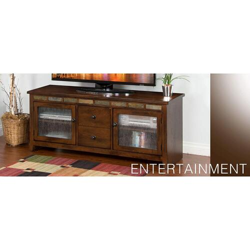 "Oxford 62"" TV Console"
