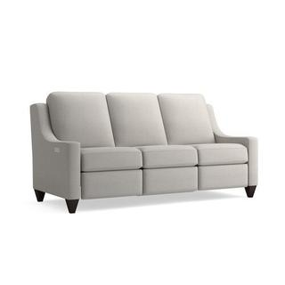 See Details - Motion Reclining Fabric Sofa