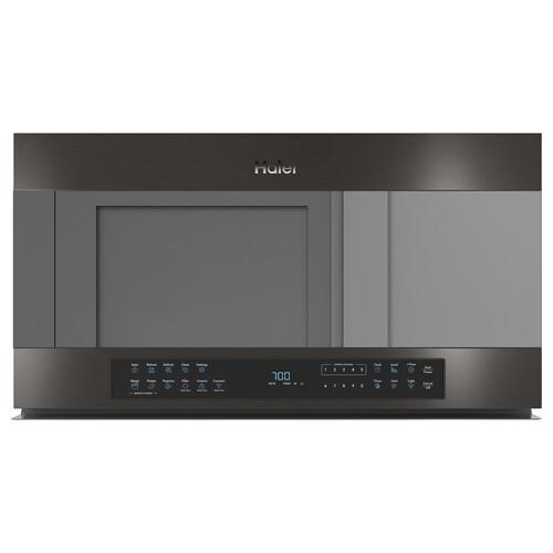 "30"" 1.6 Cu. Ft. Smart Over-the-Range Microwave Oven"