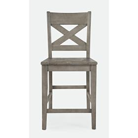 Outer Banks X Back Stool (2/ctn)
