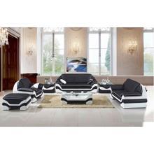 Product Image - Divani Casa 0613 Bonded Leather Sofa Set