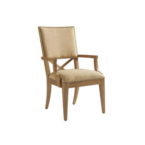 Alderman Upholstered Arm Chair