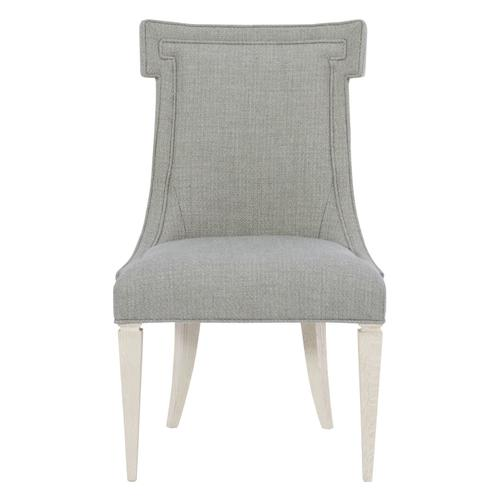 Domaine Blanc Side Chair in Dove White (374)