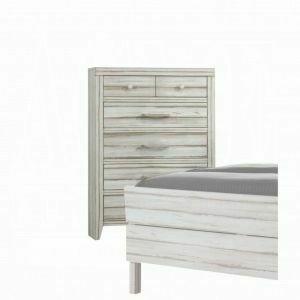 ACME Shayla Chest - 23986 - Antique White