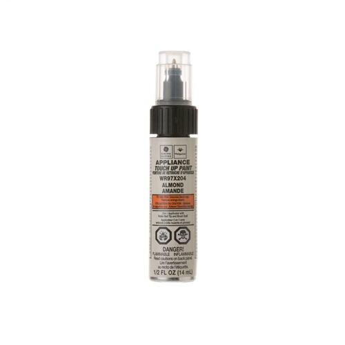 GE Appliances - Refrigerator .5 oz. Almond Touch up Paint