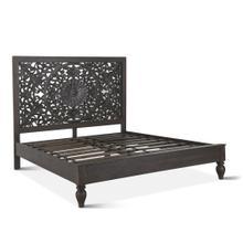 See Details - Taj King Bed Vintage Brown