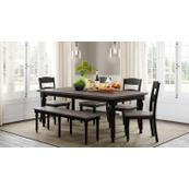Madison County Ext Dining Table