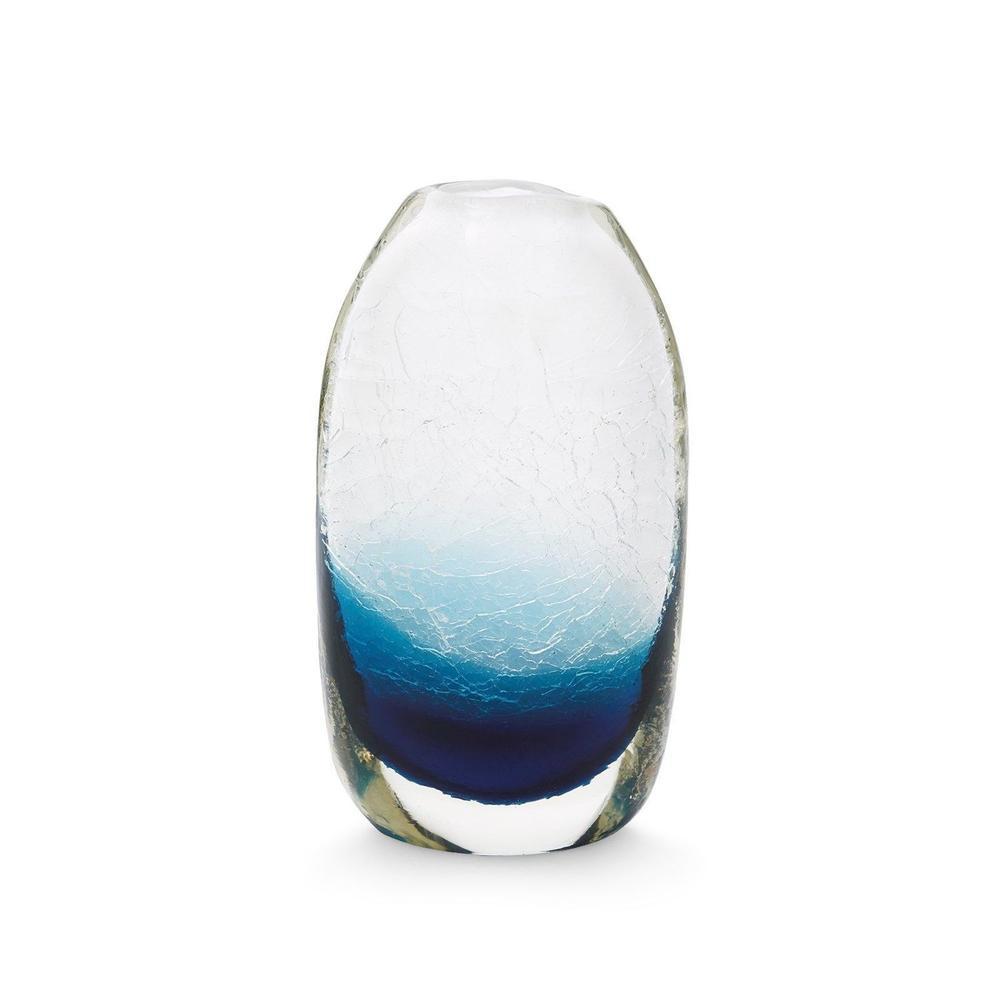 See Details - Adela Large Vase, Midnight Blue
