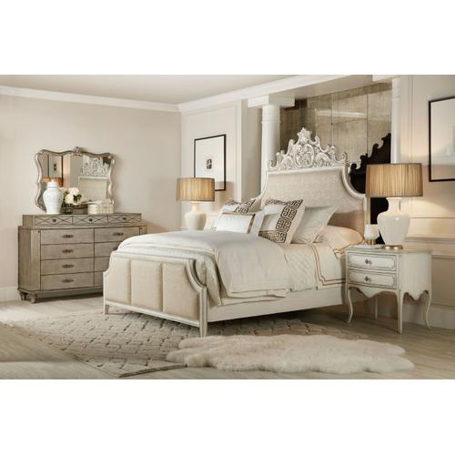Bedroom Sanctuary Anastasie Uph King Bed