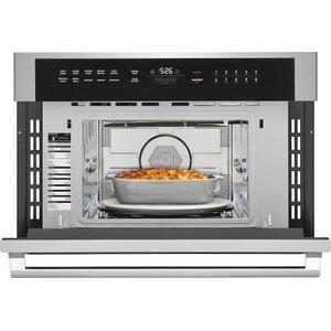 "Electrolux - 30"" Built-In Microwave Oven with Drop-Down Door"