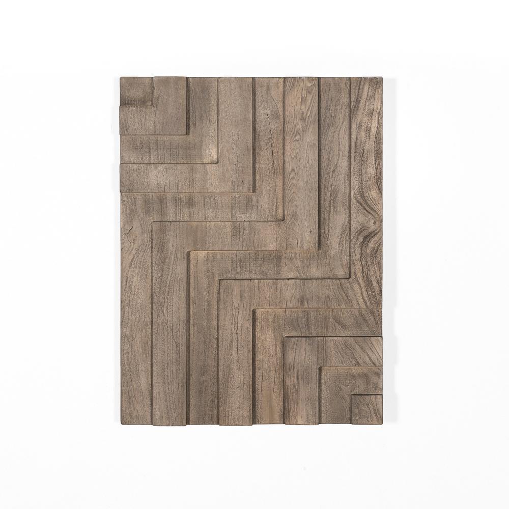 Rivka Right Angle Wall Tile-aged Grey