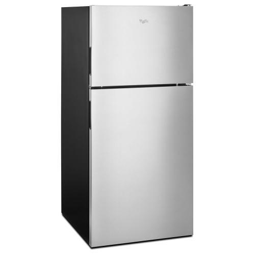 Whirlpool - 30-inch Wide Top Freezer Refrigerator - 18 cu. ft.