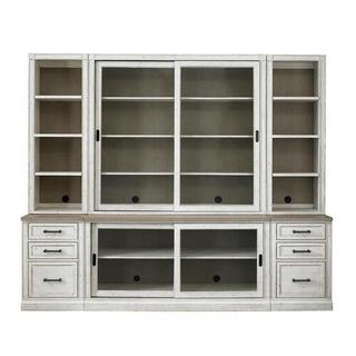 """See Details - Bella 100"""" Library Bookcase"""